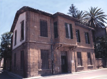 The headquarters (Residence of Kostas Christodoulou)