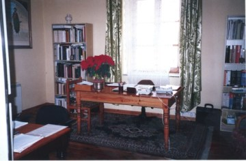 One of the offices, 2000.
