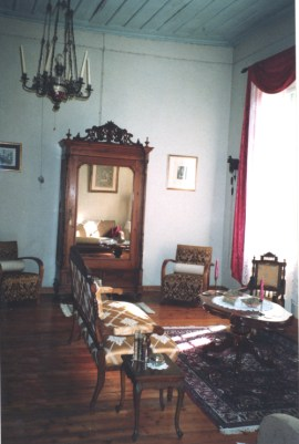 The sitting room 2000.