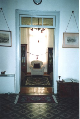 Second sitting room, 1996.