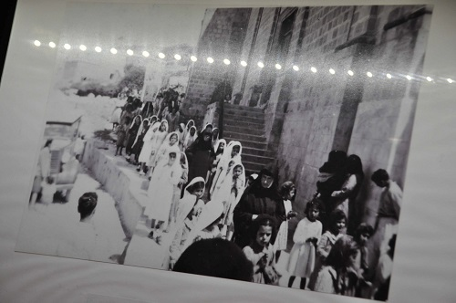 Kormakitis, Ecclesiastical Museum, photograph from a traditional wedding.