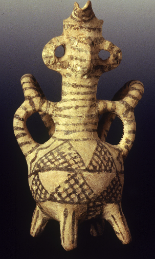 Lefkosia, Anastasios G. Leventis foundation, Animal pot.