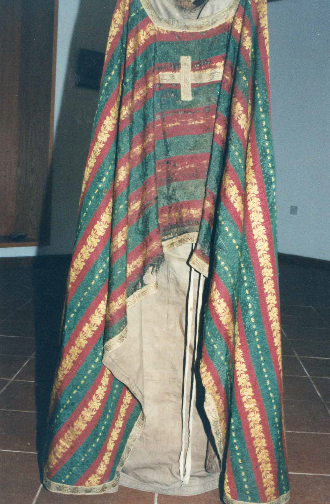 Palaichori, The Museum of the Byzantine Heritage of Palaichori, Sacerdotal vestments.