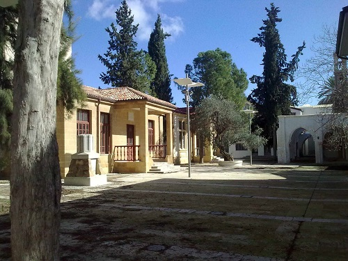 Lefkosia, the old Armenian school.