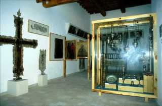 The Kilani Ecclesiastical Museum.